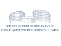 ECHR logo białe